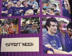 MSJ Spirit Week 2014