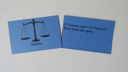 Justice Cards