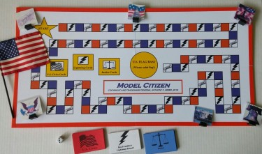 Model Citizen Board Game
