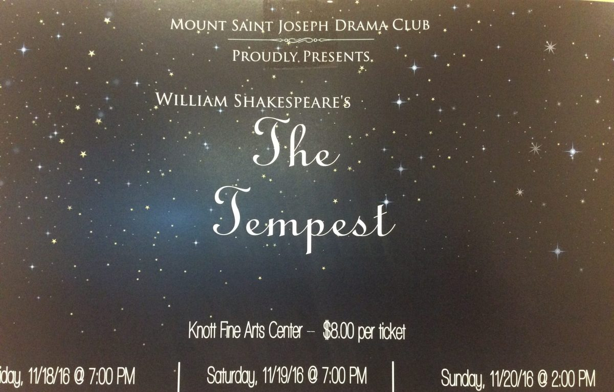"MSJ Drama Makes Waves With ""The Tempest"""