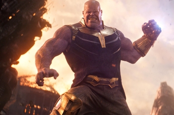 MARVEL'S AVENGERS: INFINITY WARJosh Brolin as Thanos
