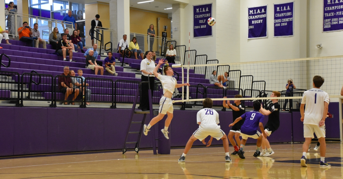 Volleygaels comes up short in the MIAA Playoffs